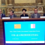Italy-China Economic Trade & Investment Cooperation Forum - Roma, 20 giugno
